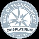 GuideStar Platinum Charity